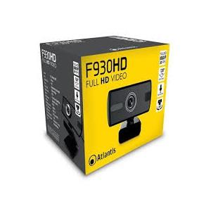 WEB CAM FULL HD 1080P 30 FPS ATLANTIS