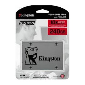 HARD DISK SSD KINGSTON 240GB A400 2,5""